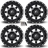 Fuel Maverick UTV Wheels Black 15' Polaris RZR 1000 XP/Ranger XP 900/1000