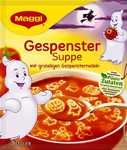 Maggi Guten Appetit Suppe Gespenster, 19er Pack (19 x 85 g)