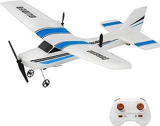 Landbow RC Plane, 2.4Ghz 2 Channels Remote Control Airplane Ready to Fly,Styrofoam RC Plane with 3-Axis Gyro,Stability Fli...