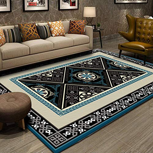 TANGYUAN Alfombra Salón Moderna Varias Dimensiones - Las alfombras de la Sala...