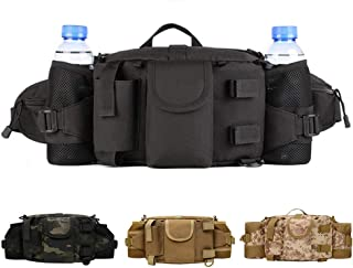 ANTARCTICA 1050D Military Tactical Waist Pack Bag Fanny Pack Sling Bag Range Bag EDC Camera Bag with Shoulder Strap for Ou...