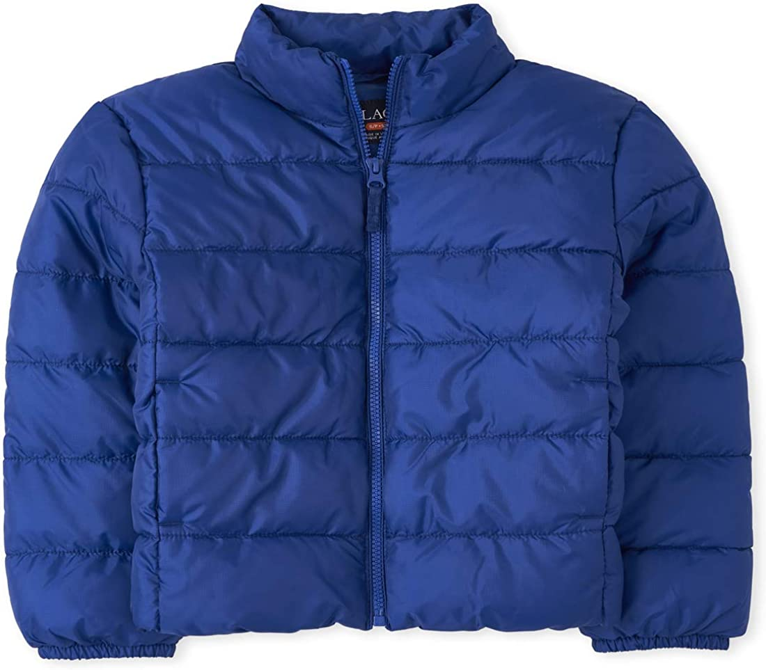 The Children's Place Boys' Puffer Jacket 4