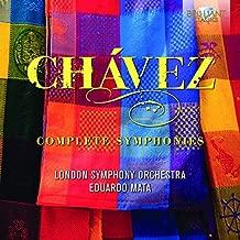 Chavez: Complete Symphonies By London Symphony Orchestra ,Chavez (Composer),Eduardo Mata (Conductor) (2014-11-17)