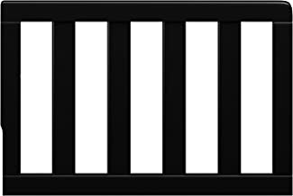 Graco Toddler GuardRail, Black, Safety Guard Rail for Convertible Crib & Toddler Bed, Black
