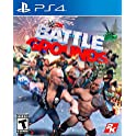 WWE 2K Battlegrounds for PS4