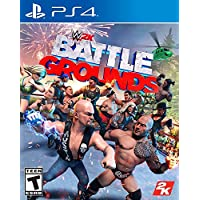 WWE 2K Battlegrounds for PlayStation 4 by 2K Store