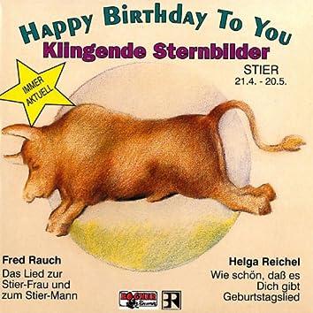 Klingende Sternbilder - Stier 21.04.-20.05.