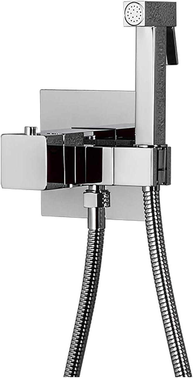 GLYYR Thermostatic Handheld supreme Bidet Sprayer Toilet Bat Large special price !! Chrome for