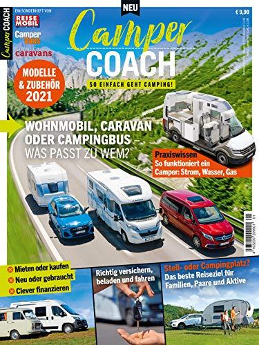 "Camper Coach 1/2020 \""Wohnmobil, Caravan oder Campingbus?\"""