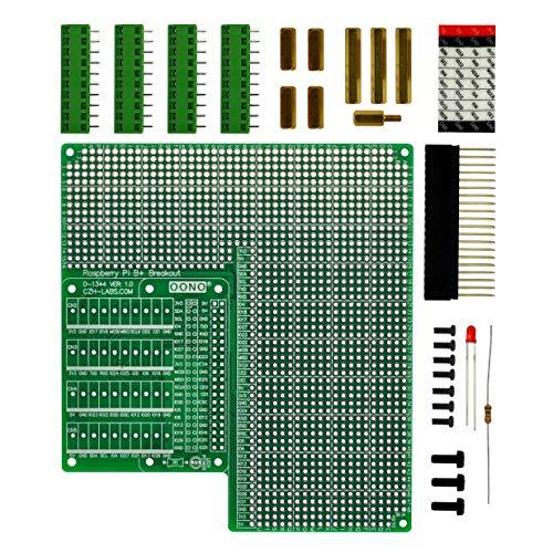 Prototype DIY PCB Bloque de terminales Kit para Raspberry Pi
