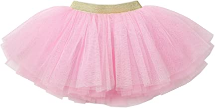 pink and gold tutu for 1 year old