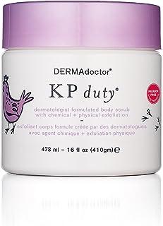 Dermadoctor KP Duty Body Scrub 470ml