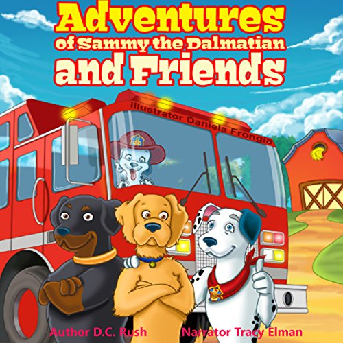 Adventures of Sammy the Dalmatian and Friends cover art