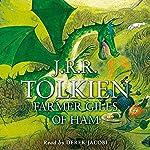 Farmer Giles of Ham audiobook cover art