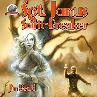 Sgt. Janus, Spirit-Breaker cover art