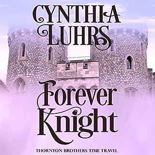 Forever Knight Audiobook Cover Art