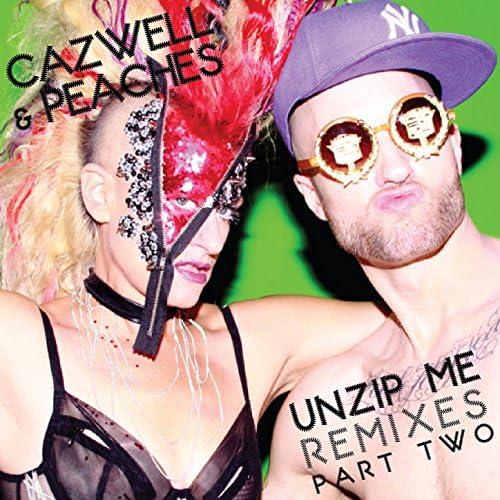 Cazwell & Peaches