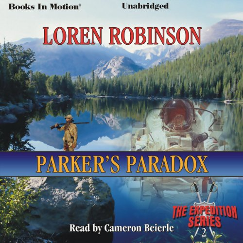 Parker's Paradox audiobook cover art