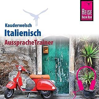 Italienisch (Reise Know-How Kauderwelsch AusspracheTrainer) Titelbild