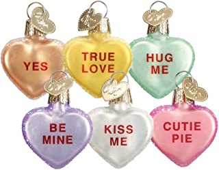 Best conversation heart ornaments Reviews