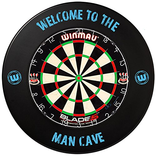 Winmau Dartboard Blade 5 + Catchring (Cave)
