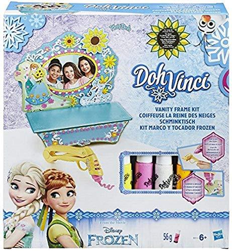 Hasbro DohVinci B5512EU4 - Die Eiskönigin Schminktisch, Bastelspielzeug