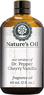 Dr Pepper Cherry Vanilla Fragrance Oil (60ml) For Diffusers, Soap Making, Candles, Lotion, Home Scents, Linen Spray, Bath Bombs, Slime