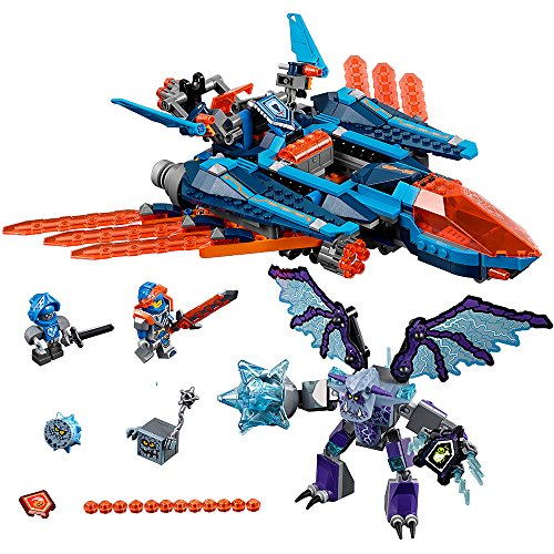 Best lego nexo knights minifigures clay for 2021