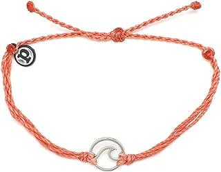 pura vida silver bracelet