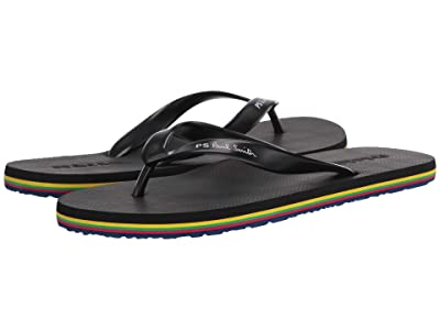 Paul Smith PS Dale Flip Flop (Black 1) Men