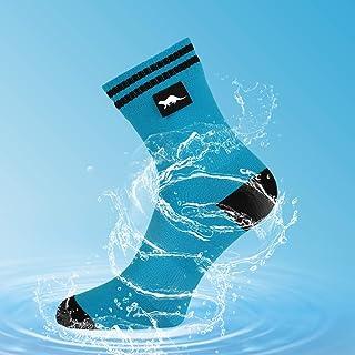 calcetines transpirables impermeables de ANTU para atletas hombres y mujeres que buscan rendimiento y calidad para correr, ciclismo, ciclismo de montaña. Calcetines impermeables.