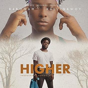 Higher (feat. Kelvinbwoy)
