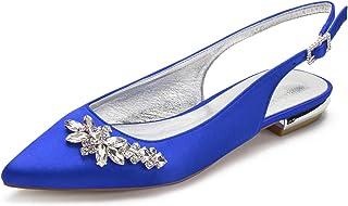 Amazon.es: bailarinas boda: Zapatos y complementos