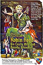The Ribald Tales Of Robin Hood - 1969 - Movie Poster Magnet