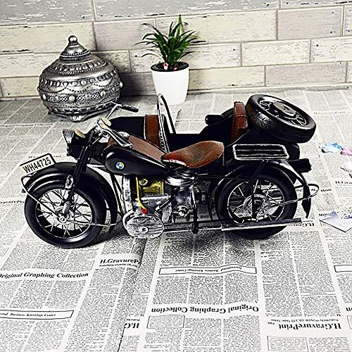 KK Zachary Raumdekoration Brown Eisen Retro Dreirad-Modell-Dekoration Bar Restaurant Mall Dekoration Props 50 * 37 * 23 (cm)