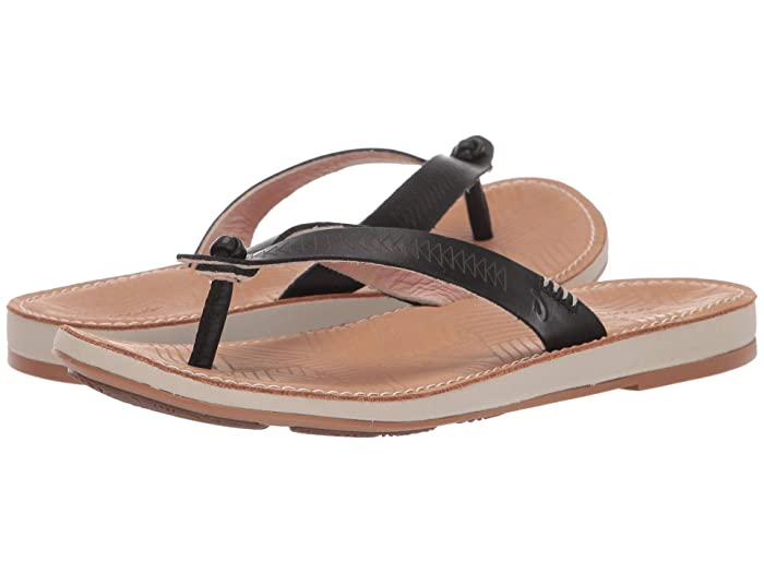 Hawaiiloa Kia hope  Shoes (Black/Golden Sand) Women's Shoes