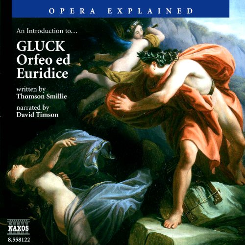 Orfeo ed Euridice audiobook cover art