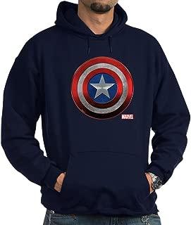Captain America Grunge Sweatshirt