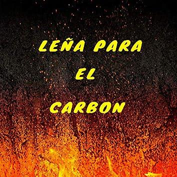 Leña para el Carbon