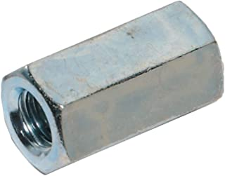 The Hillman Group 4375 3/8-24 Coupling Nut Fine Thread (5-Pack)