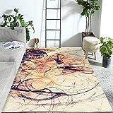 Round Ball Nordic Carpet Living Room Sofa Tavolino Cuscino Modern Simple American Home Bedroom Comodino 160X200CM