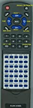 Replacement Remote Control for SONY STRDN1040, RMAAP102, 149217211