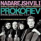 Prokofiev Streichquartett 1 und 2 - St.Petersburg String Quartet