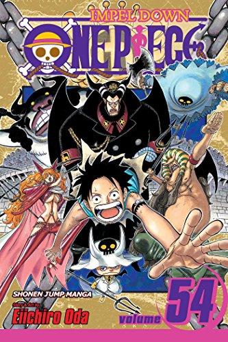 One Piece, Volume 54: Impel Down, Part 1