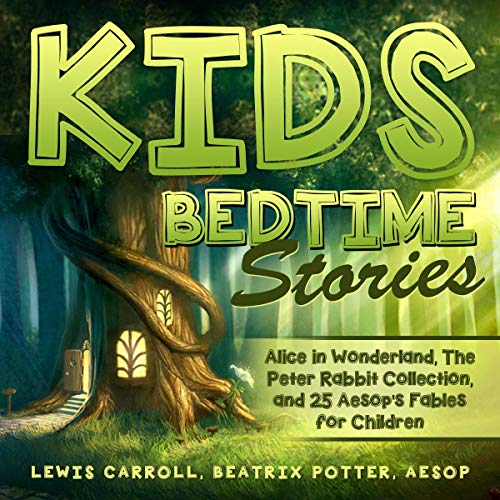 Kids Bedtime Stories cover art