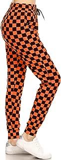 Premium Women's Joggers Popular Print and Solid High Waist Track Yoga Full Length Pants(S-XL) BAT1