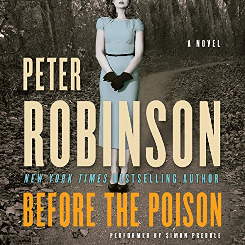 Before the Poison audiobook cover art