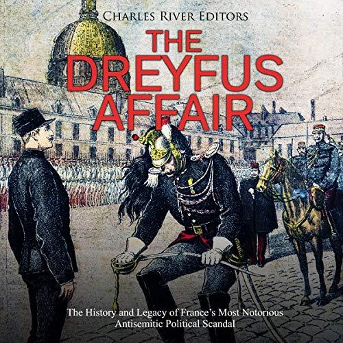 The Dreyfus Affair audiobook cover art