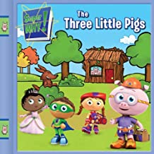 The Three Little Pigs (Super WHY!)