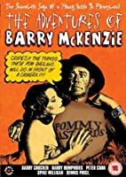 The Adventures of Barry McKenzie [DVD]